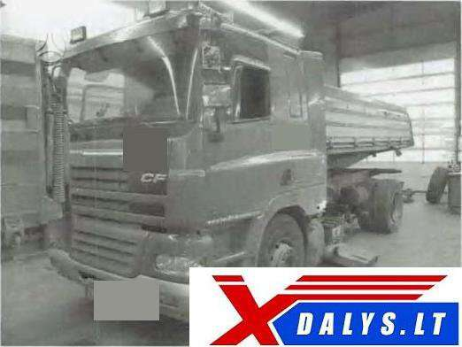 DAF, cf, sunkvežimiai