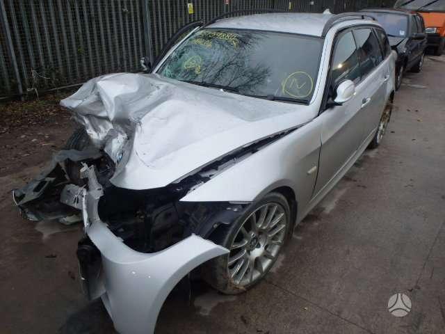 BMW 3 serija dalimis. Mpaketas,navi,variklis sveikas