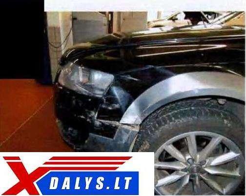 Audi A6 ALLROAD dalimis. Www.xdalys.lt  bene didžiausia naudotų