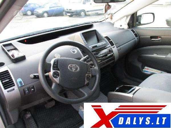 Toyota Prius. Www.xdalys.lt  bene didžiausia naudotų ir naujų