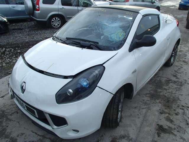 Renault Wind. Pristatome automobilių dalis į namus visoje