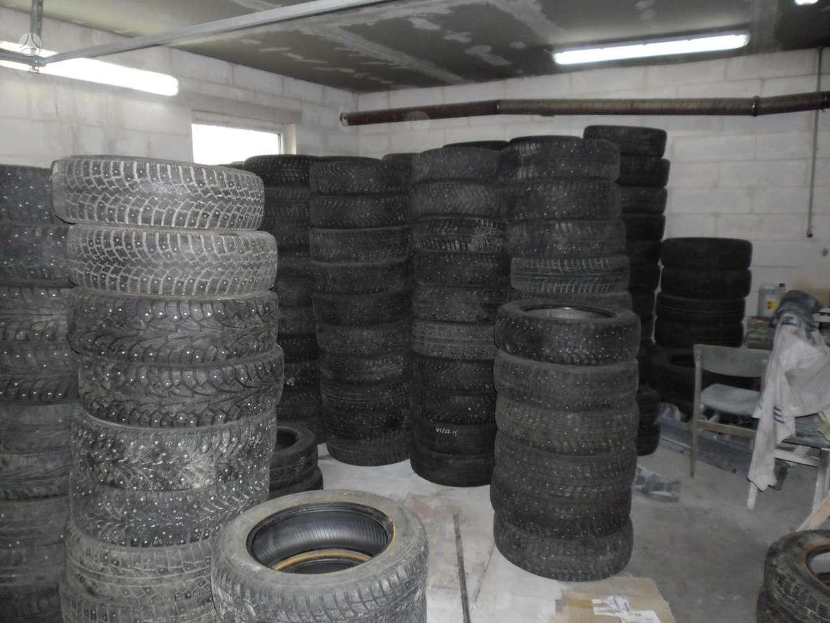Bridgestone, universaliosios 195/65 R16