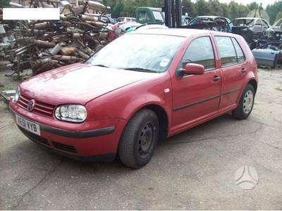 Volkswagen Golf. Vw golf, 2000 m., 1,9 dyzelinas, 4/5 durys, 66
