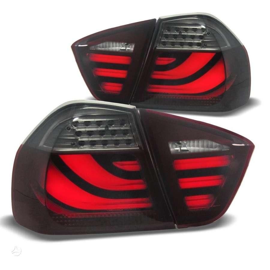 BMW 3 serija. Tuning dalys. galiniai zibintai e90 -05-08m -