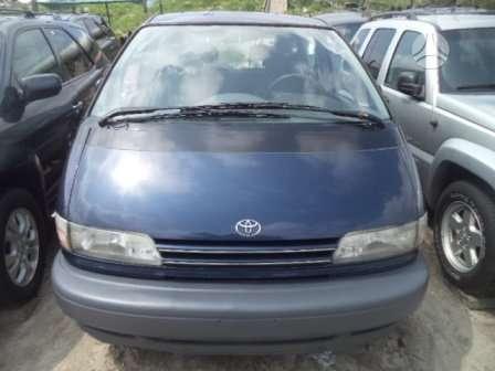 Toyota Previa. 4*4