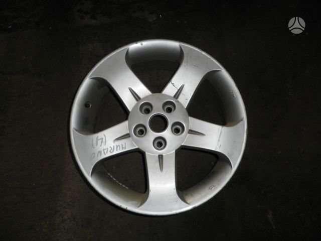 Nissan, MURANO, lengvojo lydinio, R18