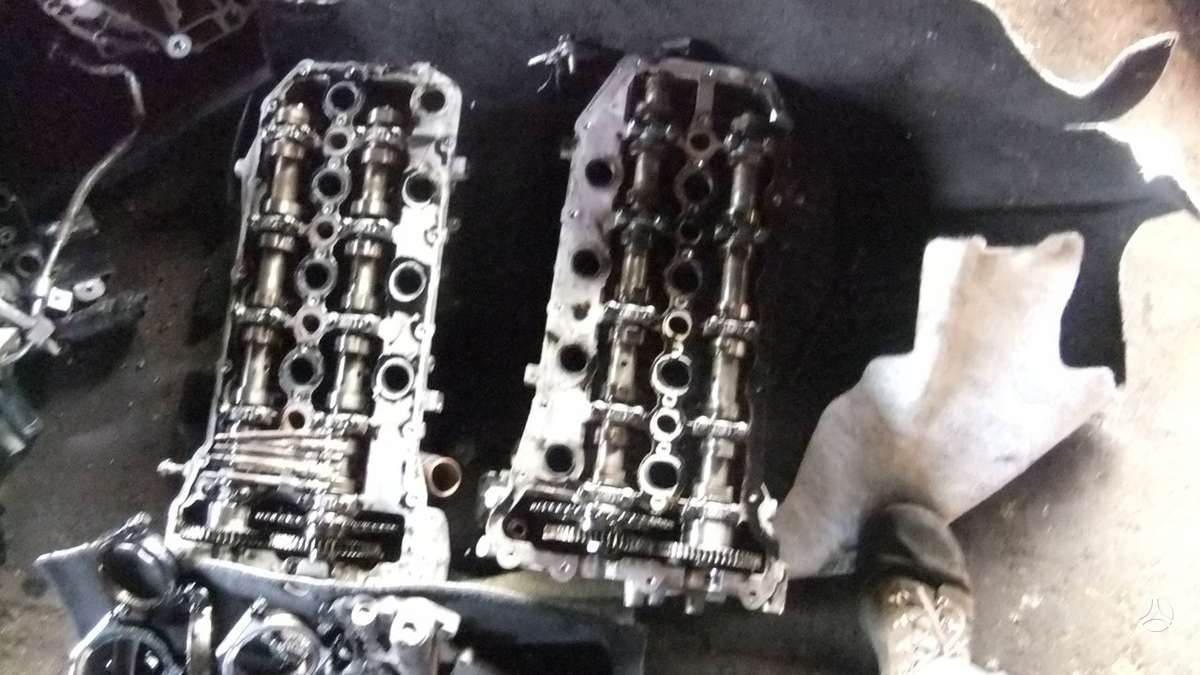 Land Rover Range Rover Sport. 3.6 variklis dalimis