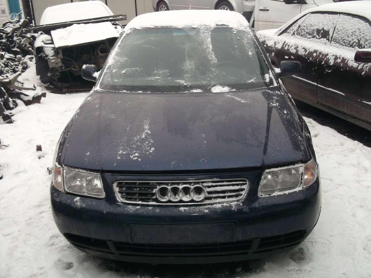Audi A3. Audi a3 00m.1.8,,dalimis,,kainos sutartines...r15 lieti