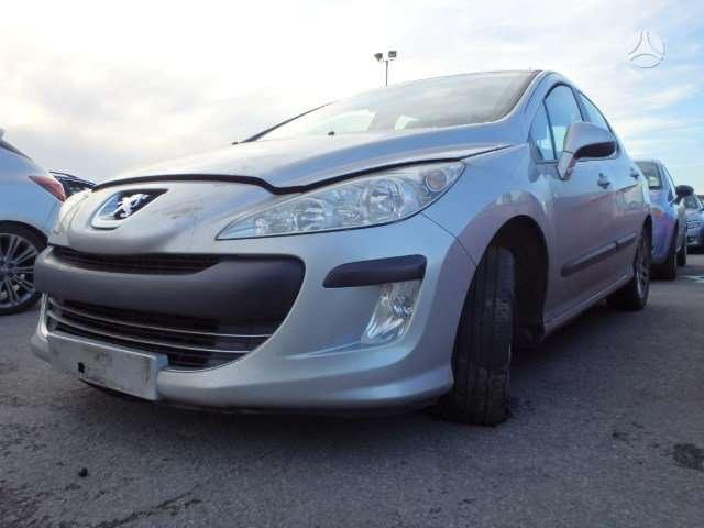 Peugeot 308. доставка запчястеи в  мoскву доставка запчястеи в л