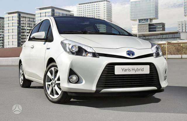 Toyota Yaris dalimis. !!!! tik naujos originalios dalys !!!!  !