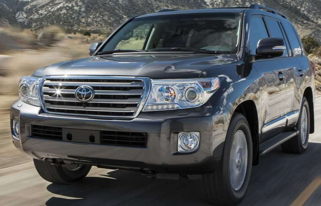Toyota Land Cruiser dalimis. !!!! tik naujos originalios dalys !