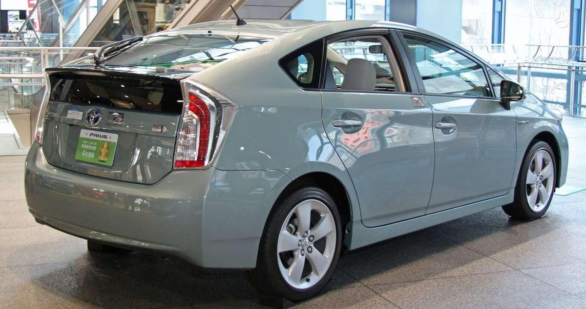 Toyota Prius dalimis. !!!! tik naujos originalios dalys !!!!  !
