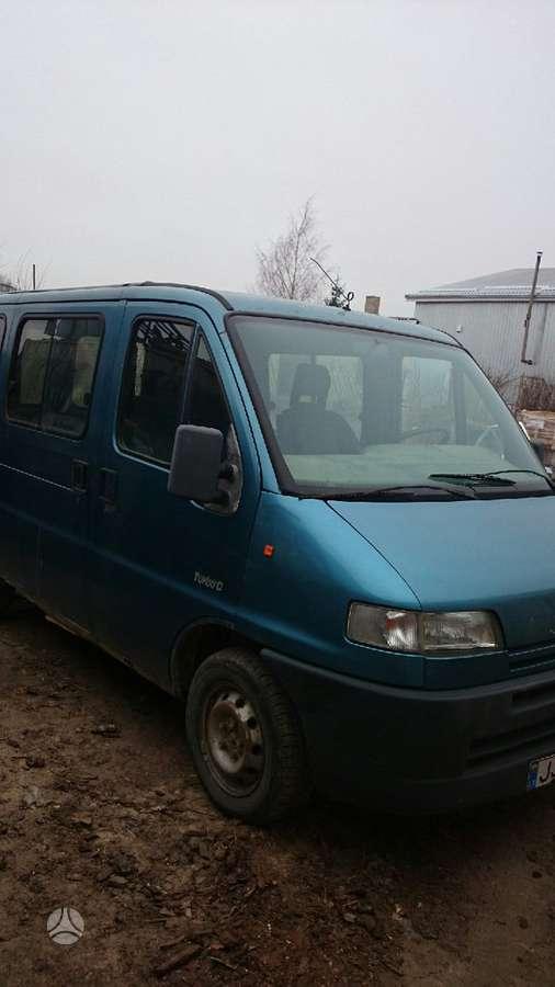 Peugeot, BOXER, keleiviniai mikroautobusai