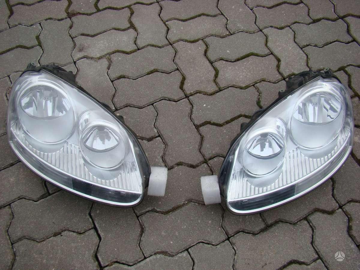 Volkswagen Golf žibintai