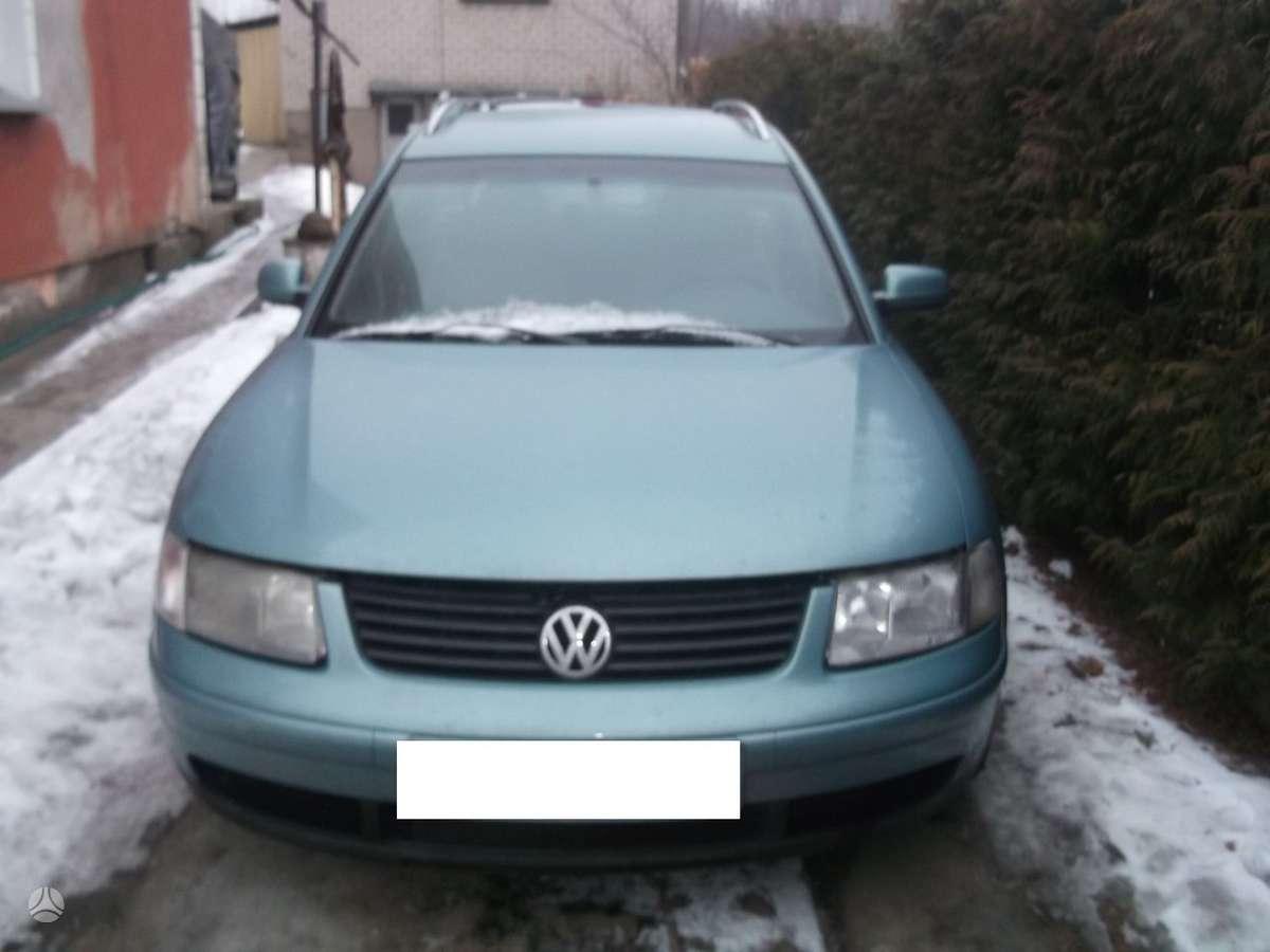Volkswagen Passat. Volksvagen pasat 2.5tdi,,110kw,,dalimis,,