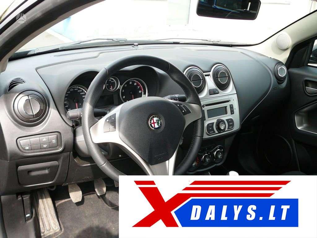 Alfa Romeo Mito dalimis. Xdalys.lt  bene didžiausia naudotų ir