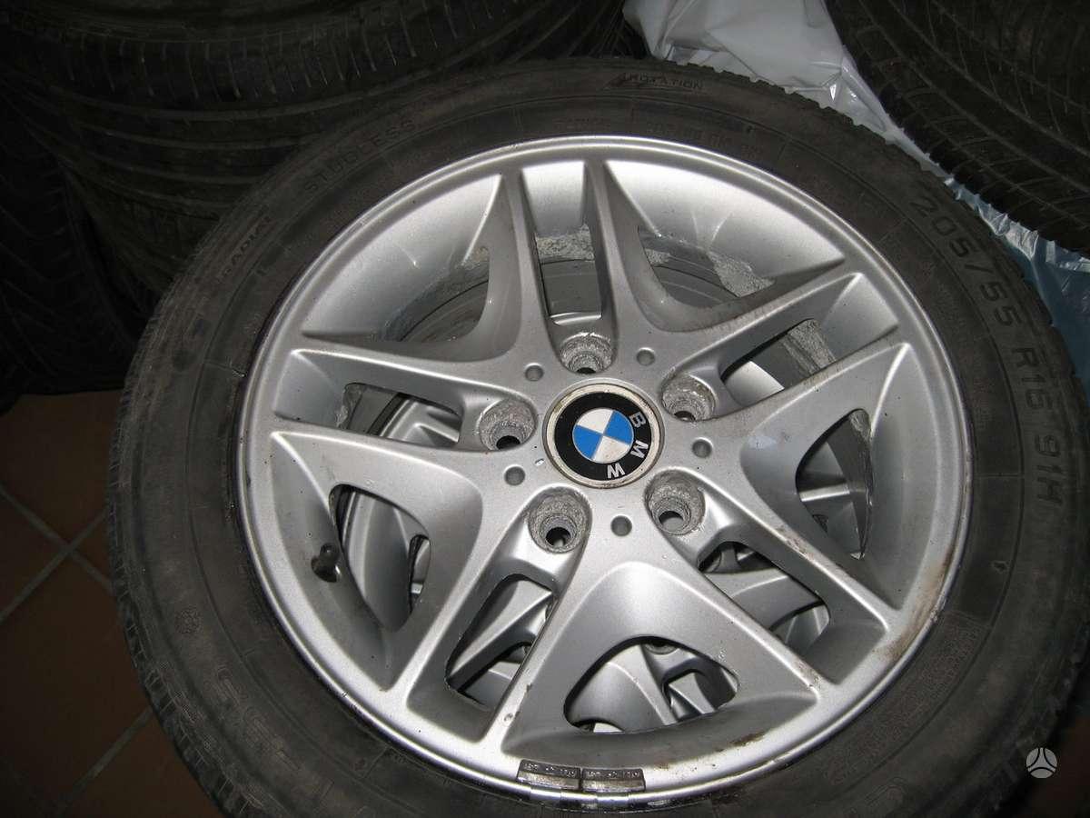 BMW 320, lengvojo lydinio, R16