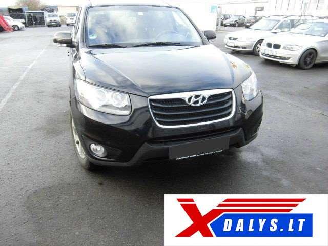 Hyundai Santa Fe dalimis. Jau dabar e-parduotuvėje www.xdalys.lt