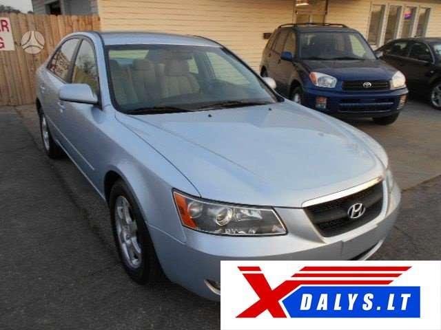 Hyundai Sonata dalimis. Jau dabar e-parduotuvėje www.xdalys.lt jū
