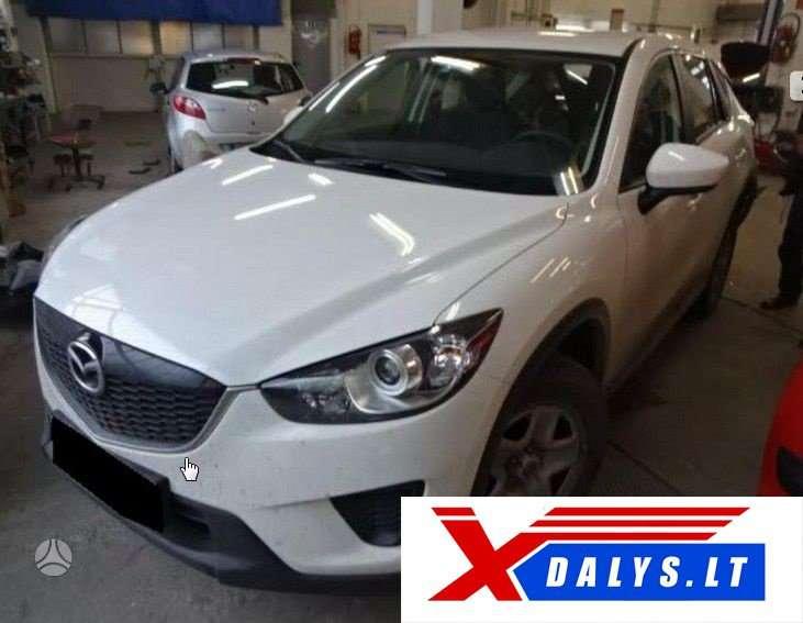 Mazda CX-5 dalimis. Xdalys.lt  bene didžiausia naudotų ir naujų