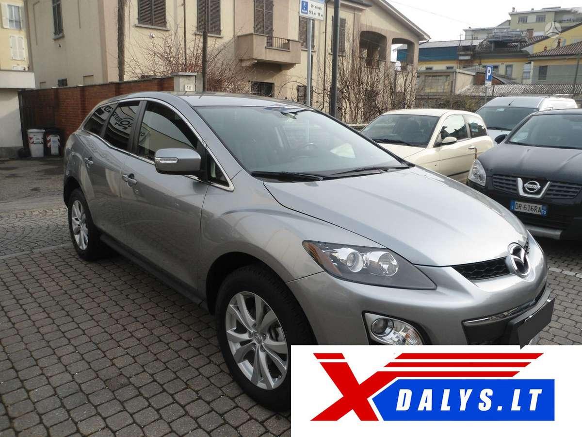 Mazda CX-7 dalimis. Xdalys.lt  bene didžiausia naudotų ir naujų