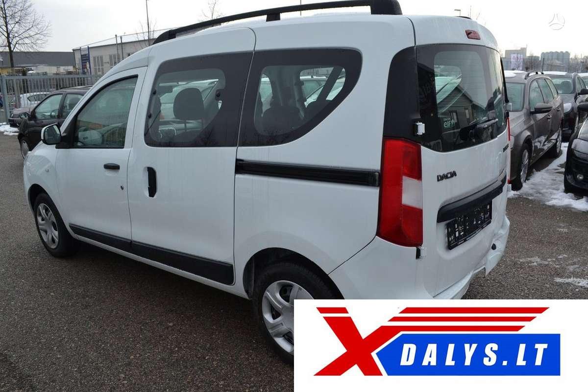 Dacia Dokker dalimis. Www.xdalys.lt  bene didžiausia naudotų