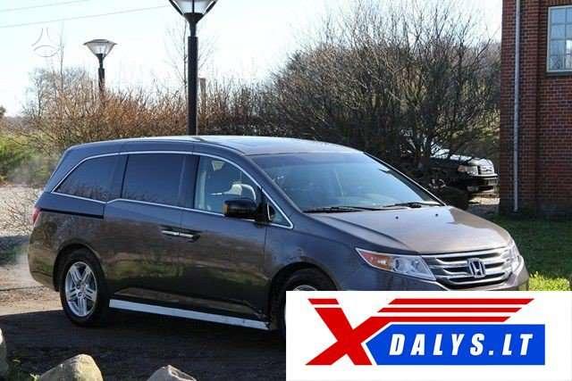 Honda Odyssey dalimis. Jau dabar e-parduotuvėje www.xdalys.lt jū
