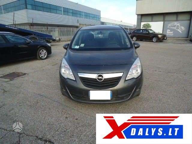 Opel Meriva dalimis. Www.xdalys.lt  bene didžiausia naudotų ir