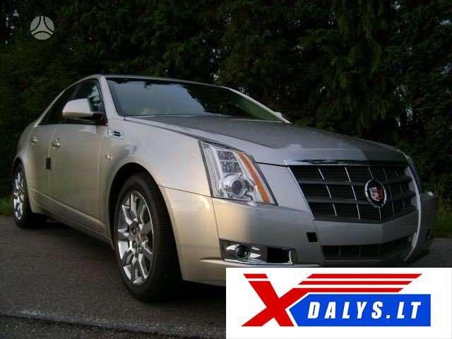 Cadillac CTS dalimis. Www.xdalys.lt  bene didžiausia naudotų