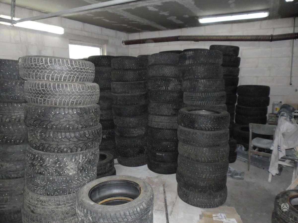 Michelin, universaliosios 215/60 R16