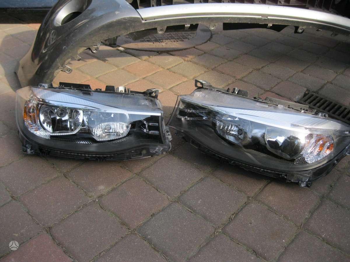 BMW 320 Gran turismo. Zibintai----  halogenas