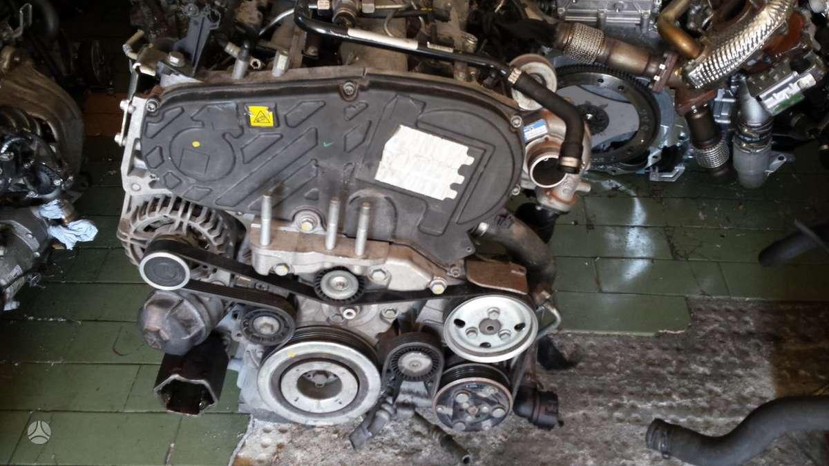 Fiat Doblo. Fiat doblo 2.0 multijet pilnas variklis (variklio