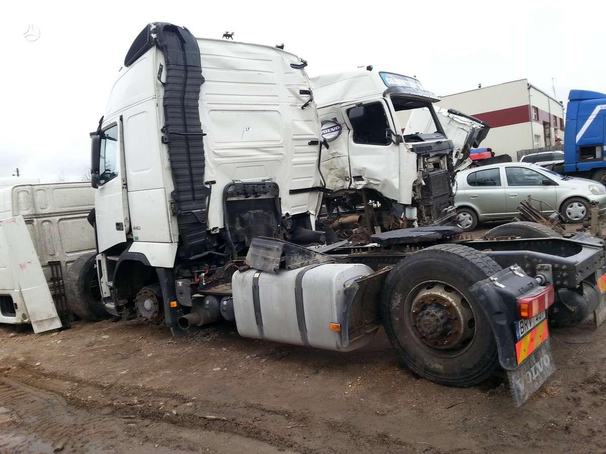Volvo, FH 13, vilkikai