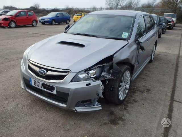 Subaru Legacy dalimis. Is anglijos, srs, abs, lieti ratlankiai