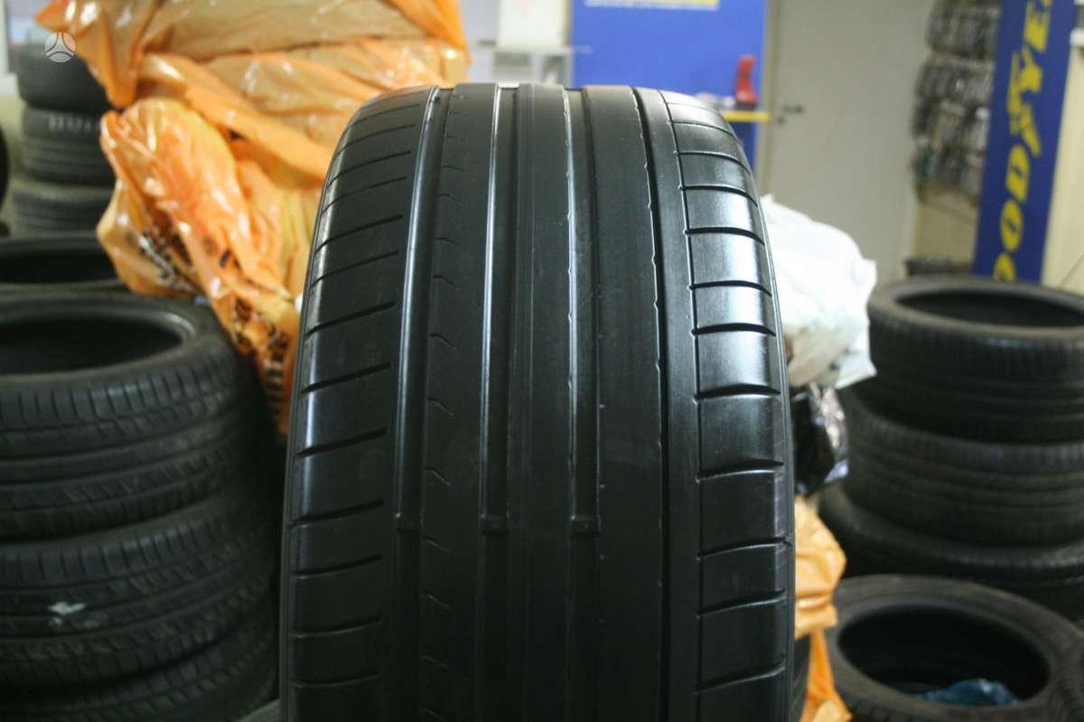 Dunlop Sp SportMAxxx, vasarinės 255/40 R19