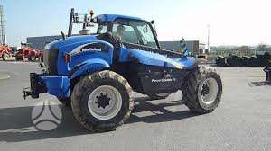New Holland LM