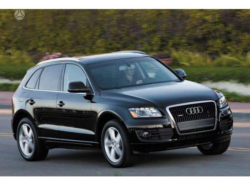 Audi Q5. Naujų orginalių detalių užsakymas prieinamiausiomis