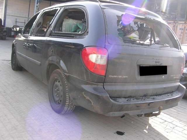 Chrysler Grand Voyager. Rida 133000km