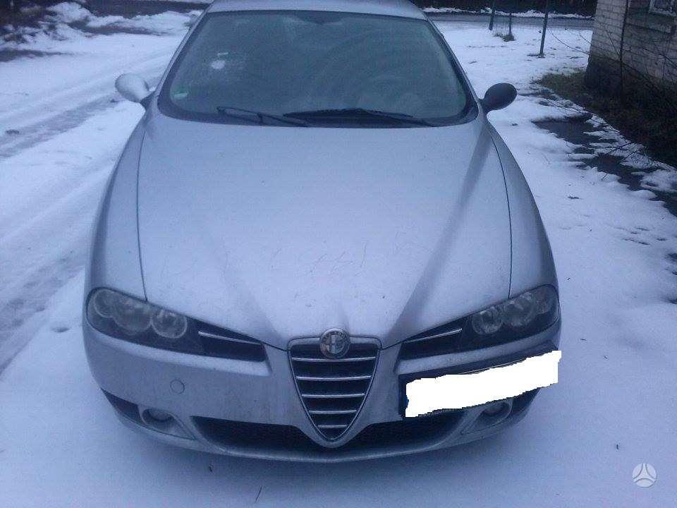 Alfa Romeo 156. 2.0 jts