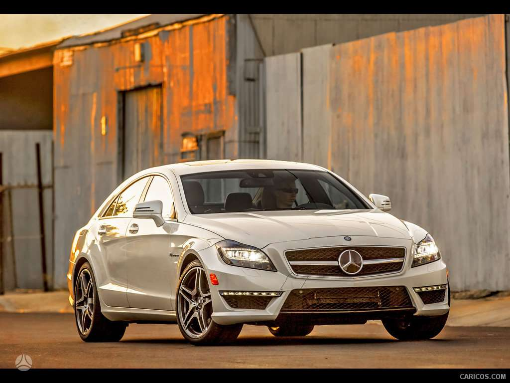 Mercedes-Benz CLS klasė. Naujų originalių automobilių detalių už