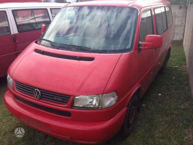Volkswagen Caravelle. Www.avtobriz.lt