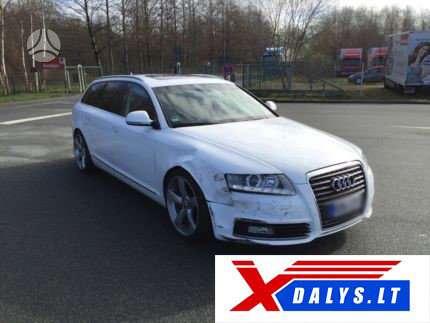 Audi A6 dalimis. Www.xdalys.lt  bene didžiausia naudotų ir