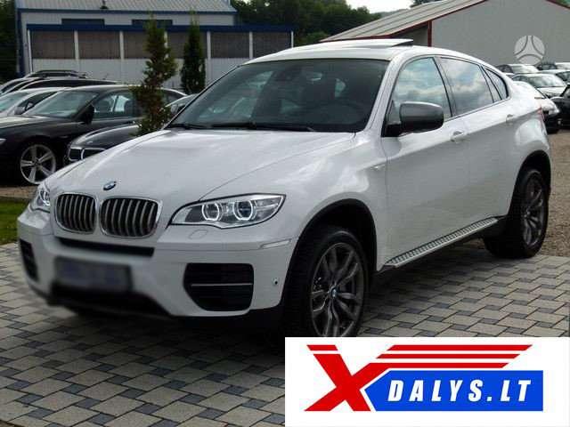 BMW X6 M dalimis. Www.xdalys.lt  bene didžiausia naudotų ir