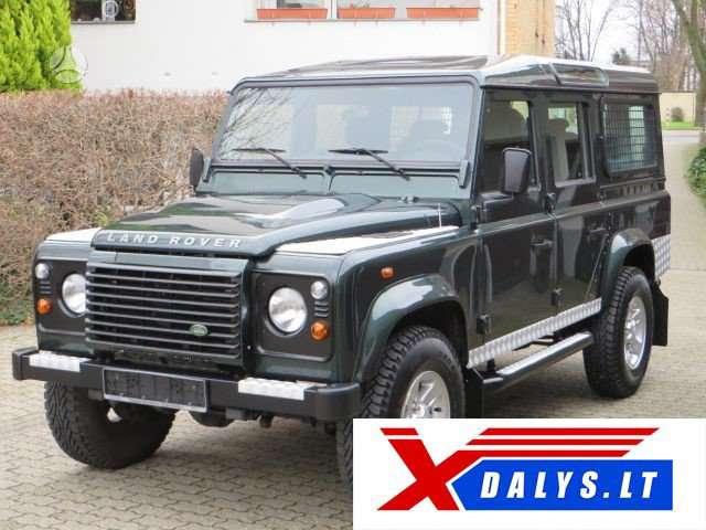 Land Rover Defender dalimis. Www.xdalys.lt  bene didžiausia