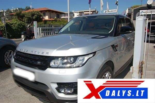 Land Rover Range Rover dalimis. Www.xdalys.lt  bene didžiausia