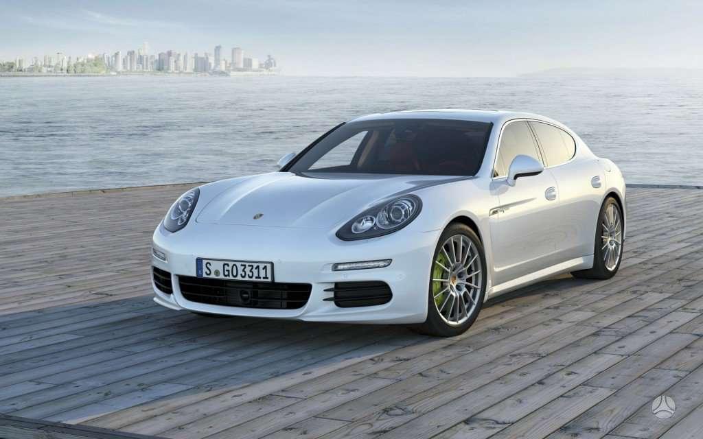 Porsche Panamera dalimis. !!!! tik naujos originalios dalys !!!!
