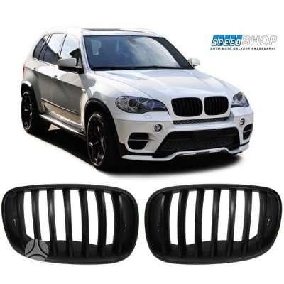 BMW X5. X5 e70 papiktinimai. plastikas komplektas 60eur.  x5