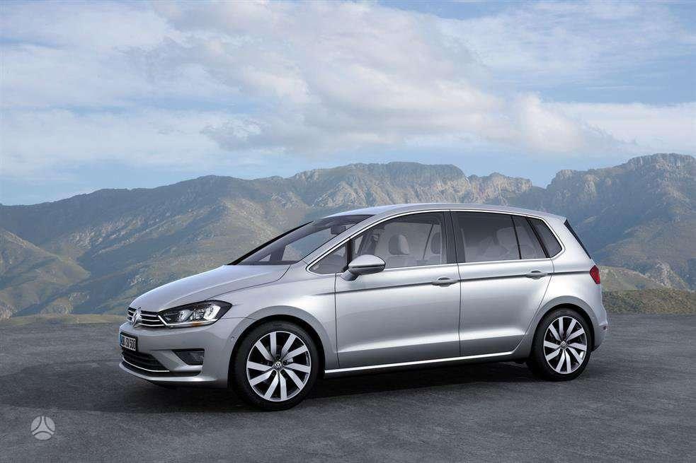 Volkswagen Golf Plus. Naujų orginalių detalių užsakymas