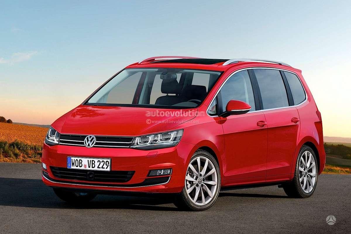 Volkswagen Touran. Naujų orginalių detalių užsakymas