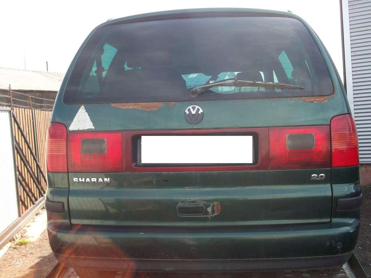 Volkswagen Sharan. Volksvagen sharan 01m. 2.0 benzinas,,dalimis,,